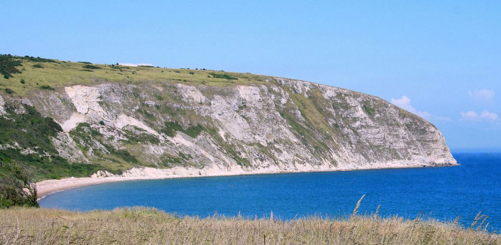 Cliffs near Swanage
