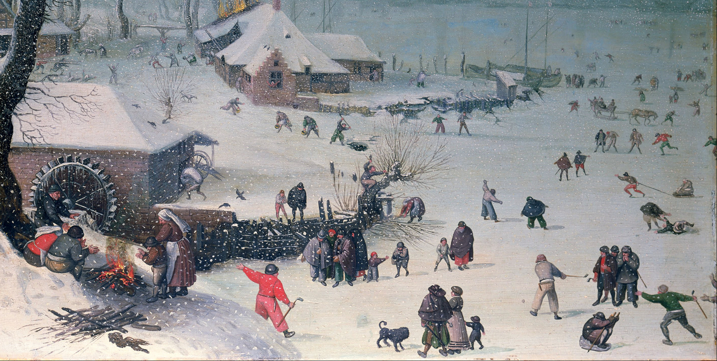 Lucas_van_Valckenborch_-_Winter_Landscape_with_Snowfall_near_Antwerp_-_Google_Art_Project