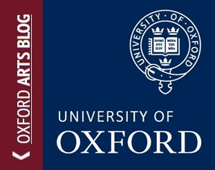 University of Oxford and Arts blog_combined logo 2
